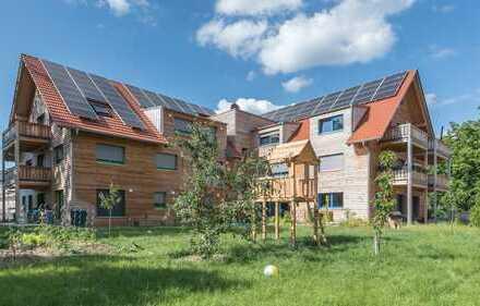 5-Zimmer-Holzhauswohnung in Ergolding