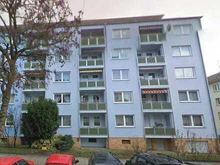 Gut geschnittene, vermietete 1-Zimmer-EG-Wohnung in Nürnberg/Whörd
