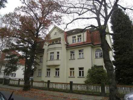 Schicke 3-Raum-Dachgeschoßwohnung in Kleinzschachwitz