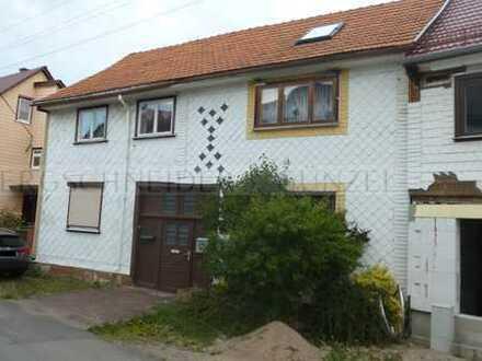 Zweifamilienhaus mit Seitenflügeln und Nebengebäude in Langewiesen!!PROVISIONSFREI!!
