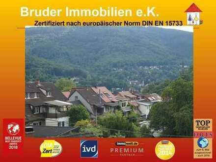 Heidelberg-Ziegelhs: 2 Zimmer ZKB, mögen Sie Kirschkuchen? 40m² Balkon