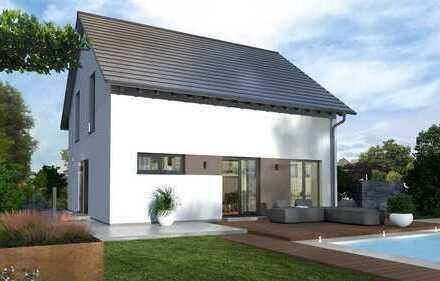 OKAL Design 15 & Grundstück in Langsur - Metzdorf Musterhaus Simmern Do-So von 11-17h geöffnet!