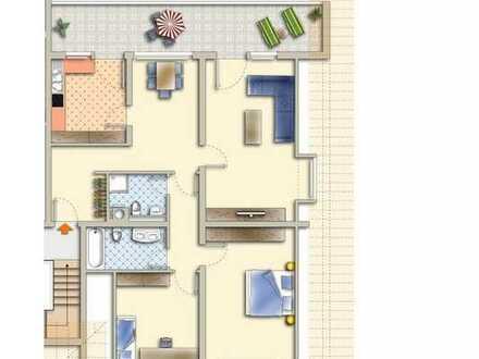 Attraktive 3 Zimmer Wohnung in Heitersheim