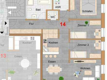 ideale Pendlerwohnung mit Südbalkon & Aufzug in S-Bahn-Nähe