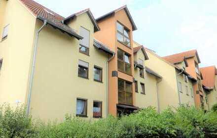 Attraktive 2-Zimmer Wohnung mit Balkon in Burglengenfeld