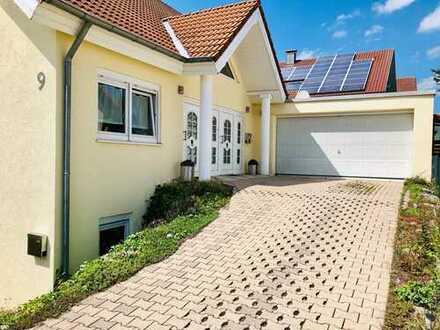 Exklusives repräsentatives Haus mit ELW (10 Zimmern) in Friolzheim