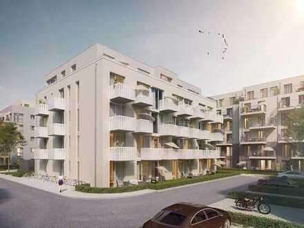 Genießen Sie den Sommer auf Ihrem Balkon! Moderne 2-Zimmer-Wohnung auf ca. 61 m² in bester Lage