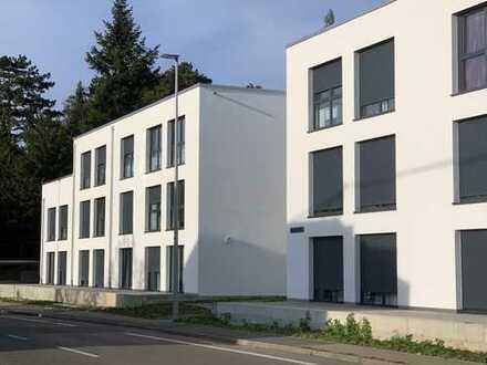 Stilvolle 1-Zimmer-Erdgeschosswohnung mit Balkon und EBK in Nürtingen