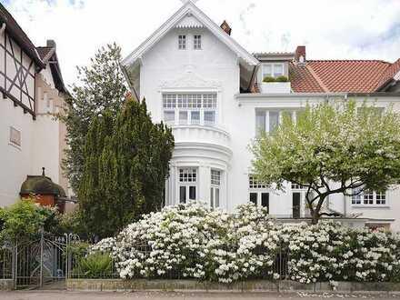 Toplage Hannover-Waldheim: Wunderschöne Stadtvilla