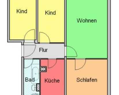 Bild_4-Raum-Wohnung im Nord / Osten Strausbergs