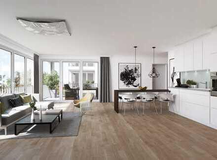 4 Zimmerwohnung in bester Innentadtlage - mit Abstand und Weite.