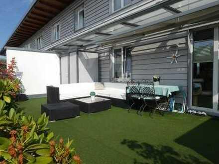 DIE Alternative zum Haus - Dachterrassentraum