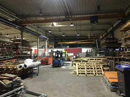 Industriehalle, Werkhalle, Lager, Produktion