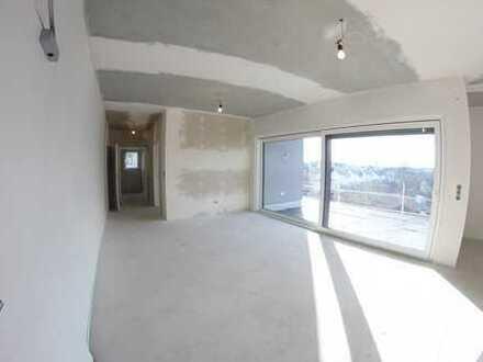 Rathaus Quartier Living - 4-Zimmer-Penthousewohnung mit Dachterrasse und Aufzug