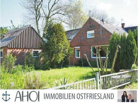 RESERVIERT !!! Leben auf dem Altendeich! Sanierungsbedürftige Doppelhaushälfte mit Potential!