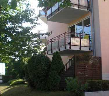 2-Zimmer-Apartment mit Balkon, vermietet , in traumhafter Wohnanlage,Erbpacht