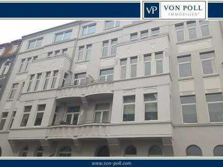 Vermietete 3-Zimmer-Wohnung in der Südstadt