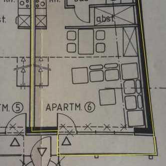 Appartment-Maisonette Beckum City zentral mit Pkw-Stellplatz