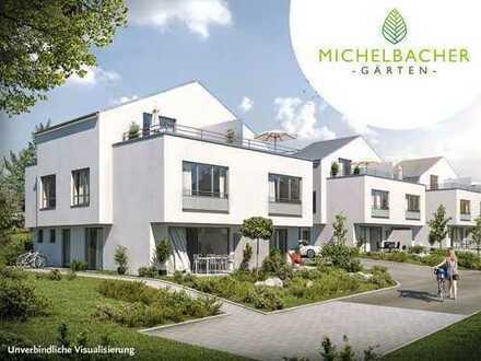 Erstbezug! Moderne Neubau-DHH in ruhiger Lage in Alzenau-Michelbach.