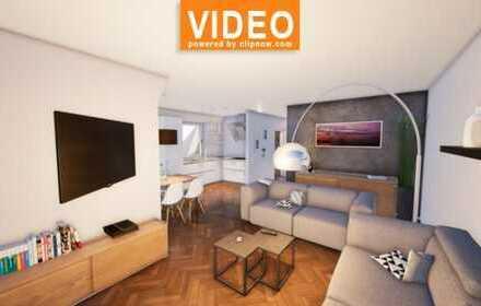* die erste eigene Wohnung *  Schicke 2-Zimmer-Neubau-Eigentumswohnung mit Balkon in Stadtnähe