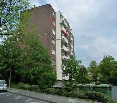 1 Zimmer Wohnung 6. OG rechts mitte mit Balkon Troisdorf-Sieglar