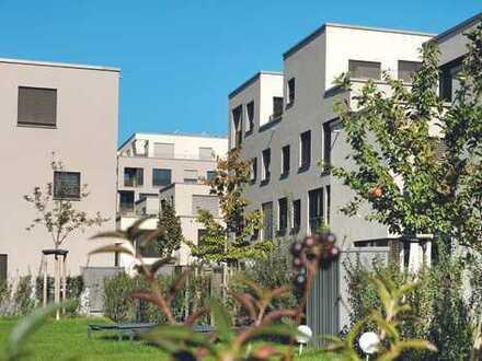Urbanes Grün - gehobene 3-Zimmer-Wohnung mit Garten und Terrasse