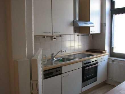 Stilvolle, sanierte 2-Zimmer-Wohnung mit Einbauküche in Gersthofen