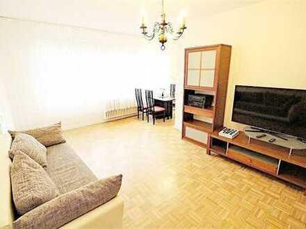 Aparte, Licht durchflutete 2-Zi.-Wohnung mit Balkon und Blick ins Grüne in Düsseldorf-Golzheim!!