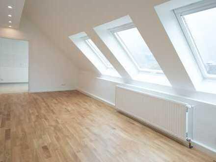 helle 3 ZKB Balkon DG-Wohnung
