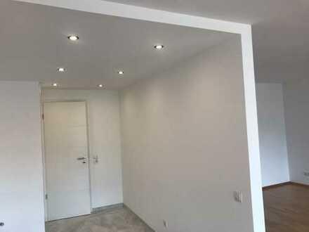 Erstbezug nach Sanierung: stilvolle 3-Zimmer-Wohnung mit Balkon in Heidelberg