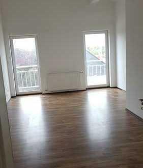 Freundliche 2-Zimmer-OG-Wohnung mit Balkon in Undenheim