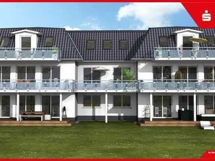 2-Zi.-Wohnung mit Balkon und Pkw-Stellplatz