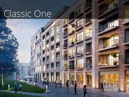 Moderner Wohntraum in Berlins neuer Mitte! Attraktive 3-Zimmer-Wohnung mit zwei Balkonen
