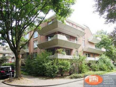 Appartement mit Balkon in erstklassiger Lage am Germania Campus in Münster
