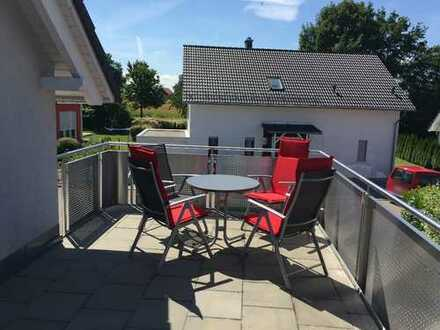 Exklusive, neuwertige 2,5-Zimmer-Dachgeschosswohnung mit Balkon und EBK in Lichtenwald