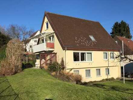 Freistehendes Einfamilienhaus mit Einliegerwohnung am Galgenberg in Biberach