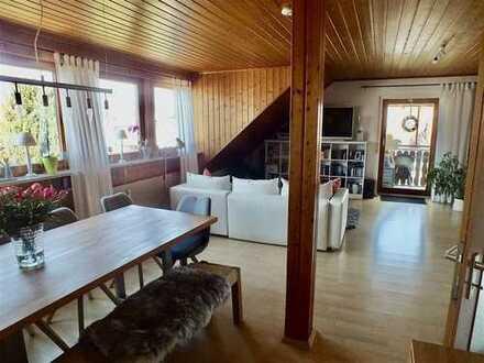 3 Zimmer Maisonettewohnung in Altdorf Frei ab Juli