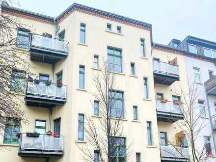 Ein ganz besonderes Stück Leipzig ... Investment in exklusivster Wohnlage