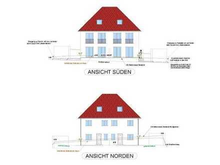 Exklusive NEUBAU Holzhaus Doppelhaushälfte in Klenau / Nähe S2 zu verkaufen!
