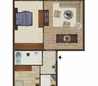 Schöne drei Zimmer Wohnung mit SW Balkon in Gilching (LandKreis Starnberg)