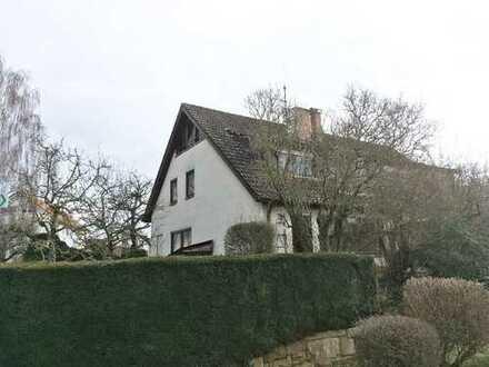 Doppelhaushälfte mit Garten in Filderstadt