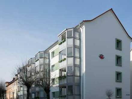 3-Raum-Wohnung mit vollverglastem Balkon zu vermieten