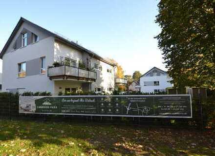 Helle EG-Wohnung mitten in Wandlitz zu vermieten (BJ 2017)