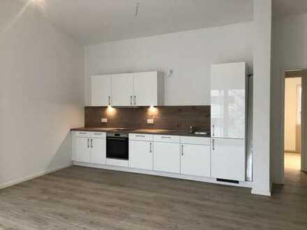 2-Zimmer-Neubauwohnung mit EBK und Balkon! Erstbezug!