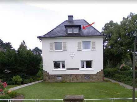 Gepflegte 2-Zimmer-Dachgeschosswohnung in Dortmund-Kirchhörde, Nähe Stadtforst