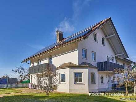 Nahe Ammersee: Modernes Haus auf großem Süd-Grundstück