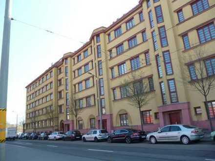 Dresden-Friedrichstadt 2-Raumwohnung (Baudenkmal)