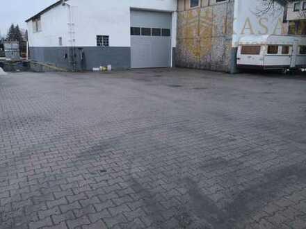 Attraktiv gelegene Industriehalle, gut erreichbar über die B10 in Eutingen.