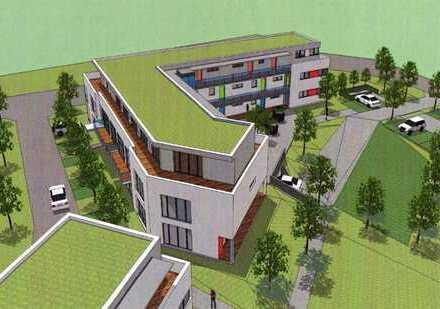 Hochmoderne 3-Zimmer-Wohnung (Kennziffer WE19) in Steinmauern zu vermieten (Neubau aus 2019)!