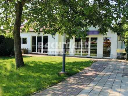 Berlin Kaulsdorf: Gewerbeimmobilie in beliebter Lage ideal für gastronomische Zwecke-UWE G. BACHMANN